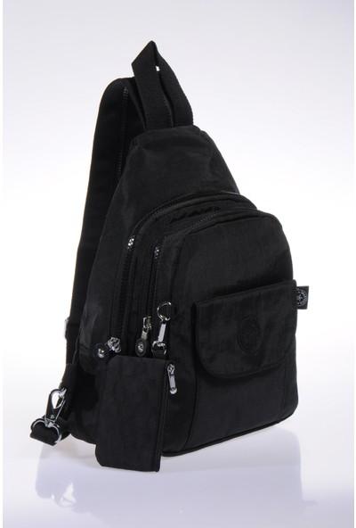 Smart Bags Sırt Çantası Smb1237-0001 Siyah