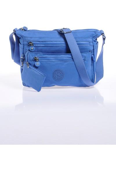 Smart Bags Çapraz Çanta Smb1238-0031 N.Mavi