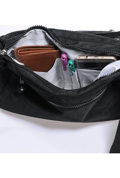 Smart Bags Çapraz Çanta Smb1238-0001 Siyah