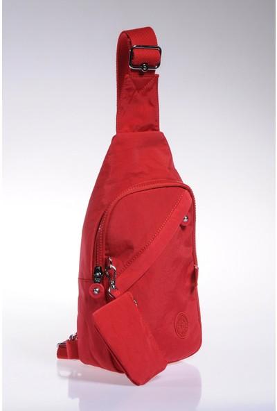 Smart Bags Body Bag Smb1239-0019 Kırmızı