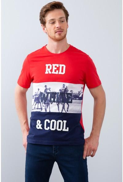 U.S. Polo Assn. Erkek T-Shirt 50199823-Vr030