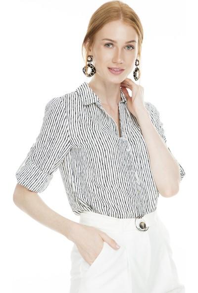 Lela Kadın Gömlek 50280