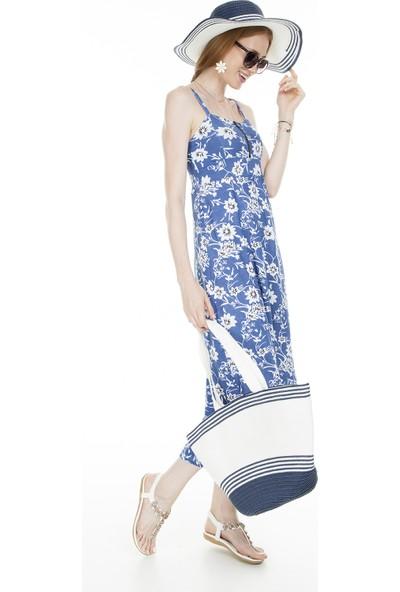 Lela Kot Baskılı Kadın Elbise 5202272