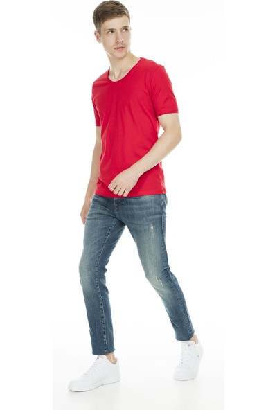 Five Pocket 5 Erkek T-Shirt 8032