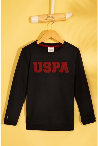 U.S. Polo Assn. Erkek Çocuk Sweatshirt 50207327-Vr033