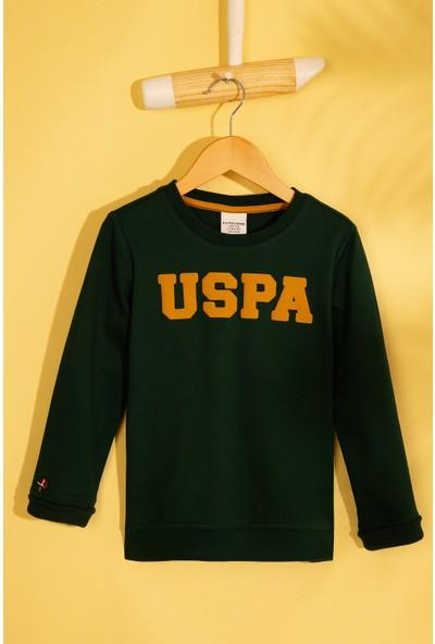 U.S. Polo Assn. Erkek Çocuk Sweatshirt 50207327-Vr079