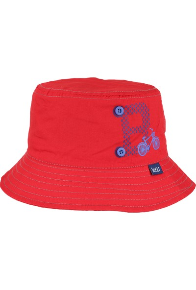 Kitti 4-8 Yaş Çocuk Fotr Şapka
