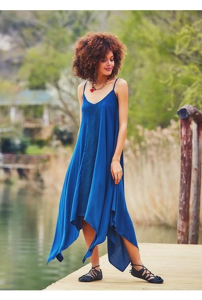 Clandestino Kadın Salaş Günlük Otantik Elbise