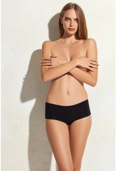 Pierre Cardin 2830 Hipster Lazer Kesim Üçlü Paket Kadın Külot