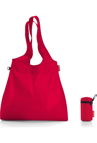 Reisenthel Mini Maxi Shopper L Red Çanta