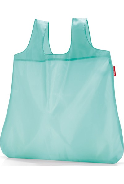 Reisenthel Mini Maxi Shopper Pocket Glacier Blue Çanta