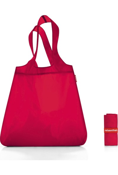 Reisenthel Mini Maxi Shopper Red Çanta