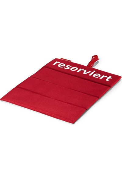 Reisenthel Seatpad Printed Display Çanta