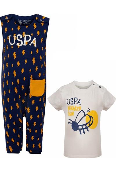 U.S. Polo Assn. Erkek Bebek Örme Takim 50205088-Vr033