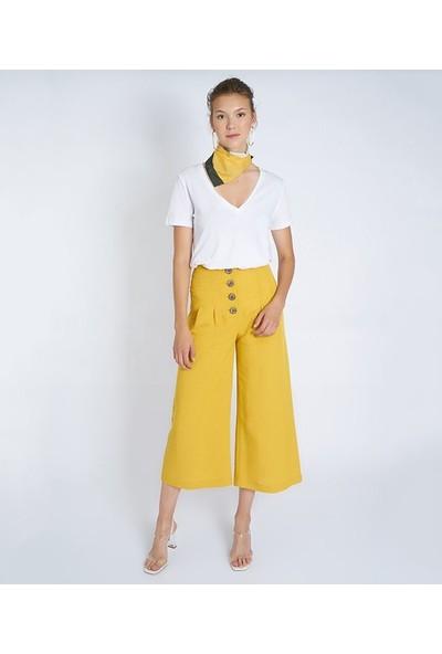 Home Store Kadın Pantolon 19101016673