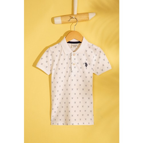 U.S. Polo Assn. Erkek Cocuk T-Shirt 50206220-Vr013