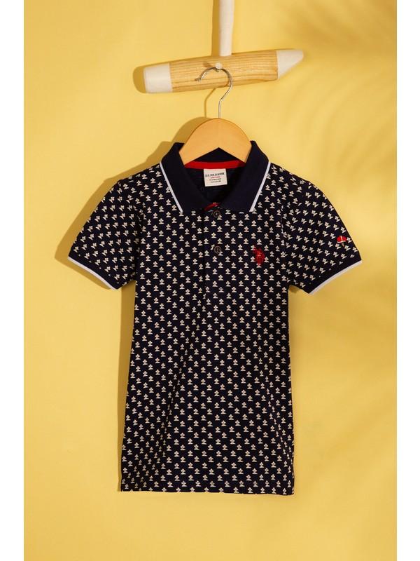 U.S. Polo Assn. Erkek Cocuk T-Shirt 50206274-Vr033