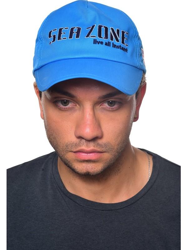 Marin Tema Nakışlı Icb London Şapka