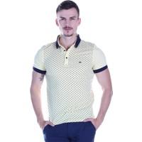 Brango 40108 Nokta Desen Baskılı Claudiani T-Shirt