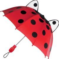 Kidorable Çocuk Şemsiyesi - Uğurböceği