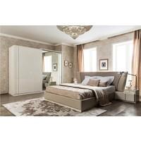 Vivense Ventura Yatak Odası Takımı Beyaz