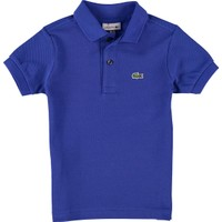 Lacoste Erkek Çocuk Polo T-Shirt Saks L18121