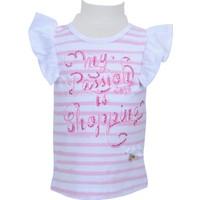 Zeyland Kız Çocuk Beyaz T-shirt - 71M2PFA52