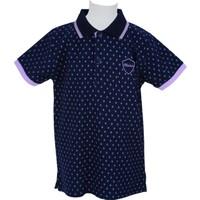 Zeyland Erkek Çocuk Lacivert Polo Yaka T-Shirt - 71M3DJM52