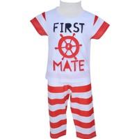 Zeyland Erkek Çocuk Kırmızı Pijama Takımı - 71Z1PJM112