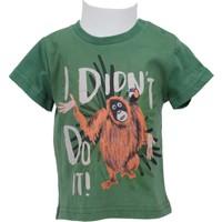 Zeyland Erkek Çocuk Yeşil T-shirt - 71Z1SFA53