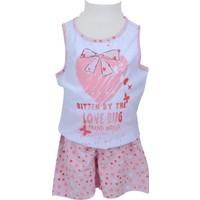 Zeyland Kız Çocuk Pembe Pijama Takımı - 71Z2PJM201