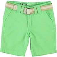 Nautica Erkek Çocuk Bermuda Yeşil N465136Q