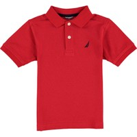 Nautica Erkek Çocuk Polo T-Shirt Siyah N481622Q