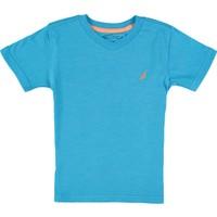 Nautica Erkek Çocuk T-Shirt Siyah N483492Q