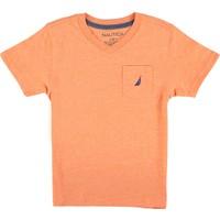 Nautica Erkek Çocuk T-Shirt Siyah N483494Q