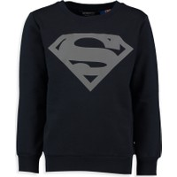 LC Waikiki Erkek Çocuk Superman Sweatshirt