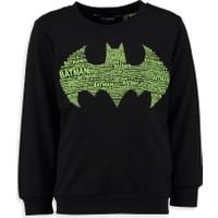LC Waikiki Erkek Çocuk Batman Sweatshirt