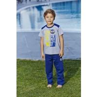 Roly Poly Fenerbahçe Lisanslı Genç Erkek Pijama Takımı