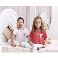 Pierre Cardin Lisanslı Kız Çocuk Pijama Takımı
