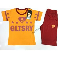 Gs Store Galatasaray T-Shirt Takım %100 Lisanslı 2416