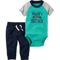 Carter's Erkek Bebek 2Li Set-Bps 121H159