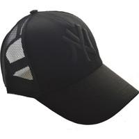 Outlet Çarşım Erkek Ny Fileli Kep Şapka