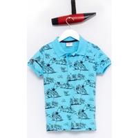 U.S. Polo Assn. Erkek Çocuk T-Shirt Bruma
