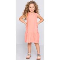 U.S. Polo Assn. Kız Çocuk Elbise Almendokids