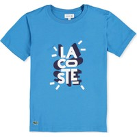 Lacoste Erkek Çocuk T-Shirt TJ3879.LS4