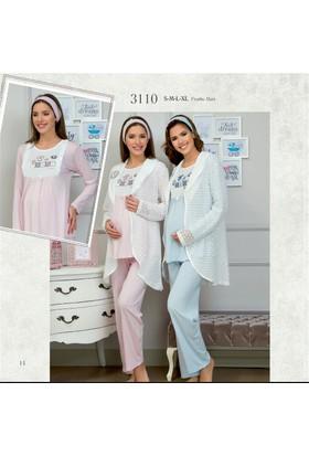 Baha Haluk Bayram Kadın Pijama 3110