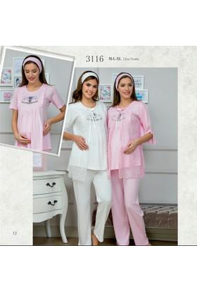 Baha Haluk Bayram Kadın Pijama 3116