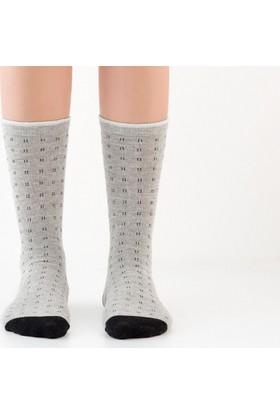 Madame Coco Simli Soket Bayan Çorap