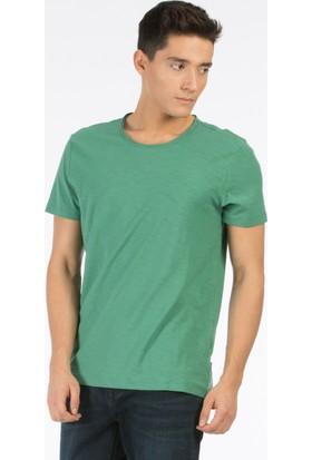 Colin's Yeşil Erkek Kısa Kollu T-Shirt