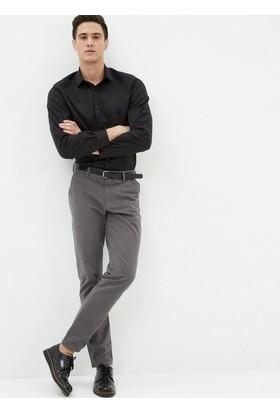 Koton Erkek Slim Fit Pantolon Gri